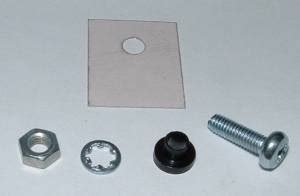 material     insulate  mosfet