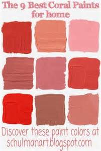 how to make the color coral coral paint colors on coral walls paint