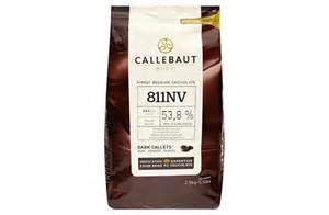 barry callebaut 811 dark chocolate callets 2 5kg