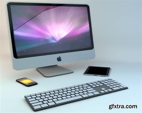 tutorial for imac keyboard 3d model apple imac ipad keyboard iphone 187 vector
