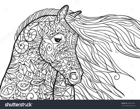 horse coloring pages for adults adult horse coloring pages horse coloring pages for adults