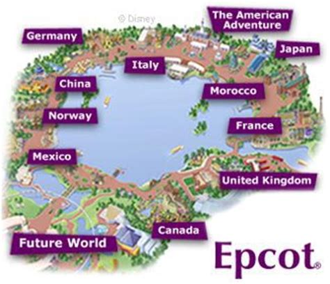 disney vacations epcot theme park world showcase discount