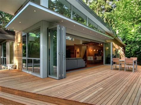 Veranda Verglast by 15 Gorgeous Glass Wall Systems Folding Glass Doors And