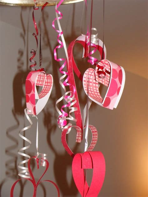 valentine decorations to make at home 30 diy valentine decoration ideas