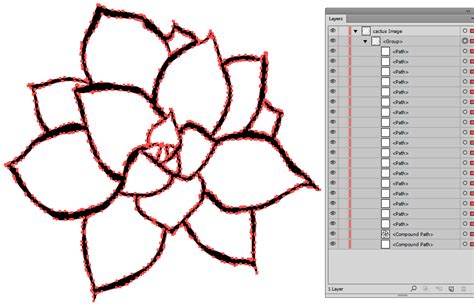 coloring your traced image pattern observer