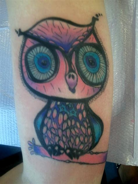 tattoo owl art cute owl tattoo art musings
