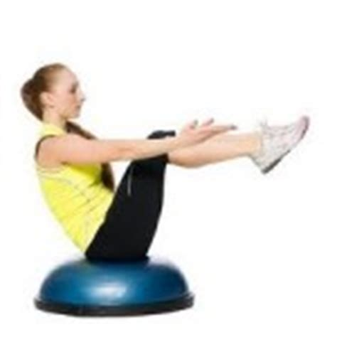 boat pose bosu how to use a bosu for exercise with children north shore