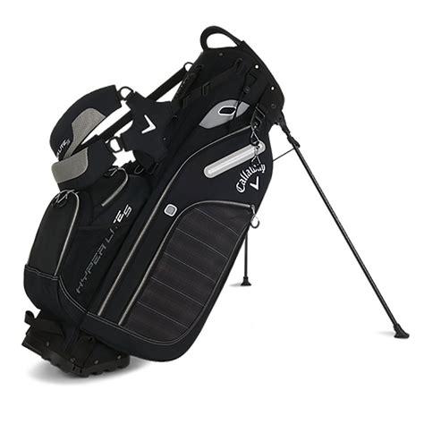 new callaway golf hyper lite 5 stand carry bag 7 way top