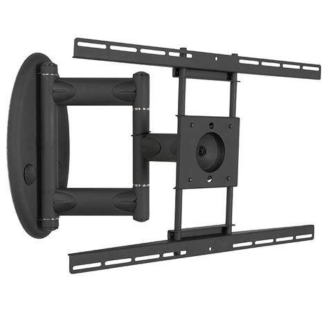 swinging wall mount premier mounts articulating swing out arm wall mount for