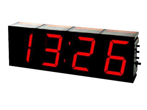 Led Digital Clock large digital led clock kit with temperature k8089