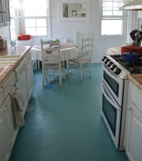 painted kitchen floors 17 best ideas about painted linoleum on pinterest paint linoleum painted linoleum floors and