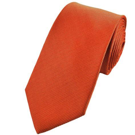 orange patterned ties orange red two tone patterned silk tie from ties planet uk