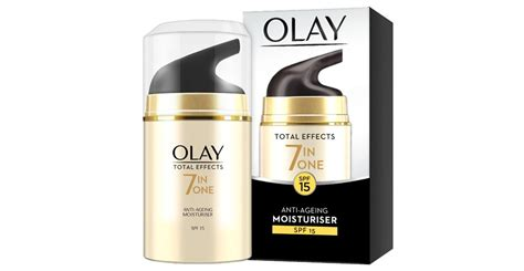 Olay Total Effects 7in1 Anti Ageing bronzer toothpaste and lots of water frankie bridge reveals secrets bt