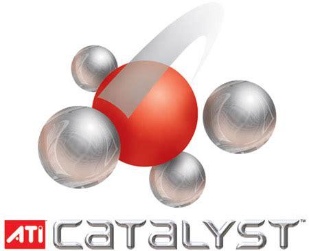 ati catalyst logo | hardware canucks