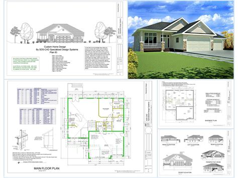 home planners 100 house plans catalog page 007 9 plans