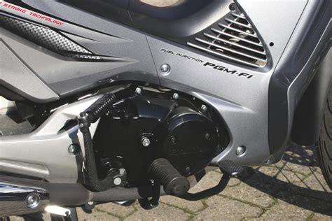 Motorrad 125 Ccm Beschleunigung by Fahrbericht Honda Innova 125 Das Wirtschaftswunder