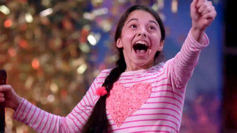 13-year-old Laura Bretan stuns 'America's Got Talent' with ...