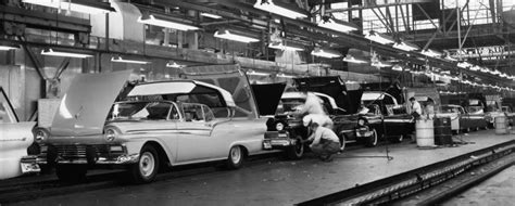Henry Ford Plymouth by Henry Ford S Assembly Line Turns 100 Here Now