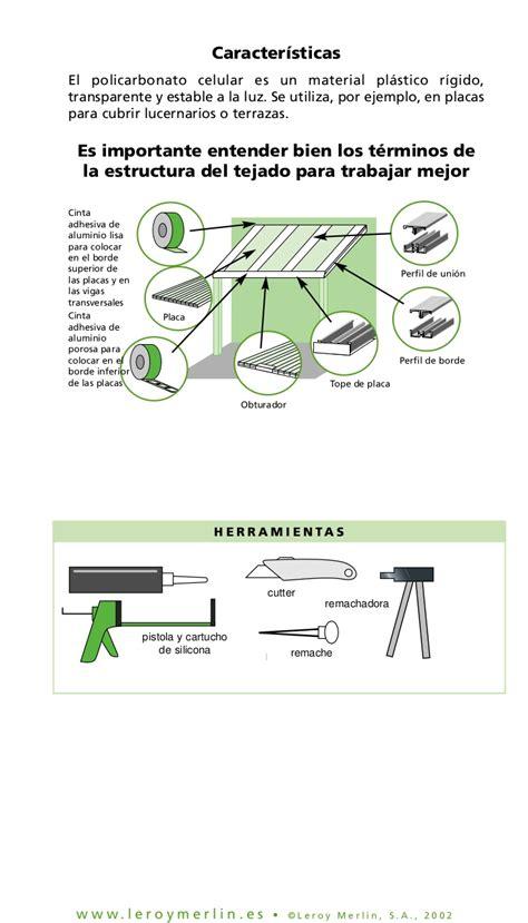 Pince A Rivet 742 by Colocacion De Techos De Policarbonato