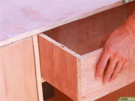 Building Kitchen Cabinets With Mdf by Como Construir Arm 225 Rios De Cozinha 15 Passos