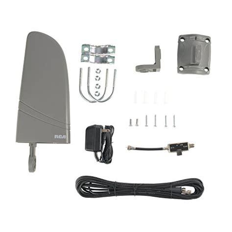 Antena Tv Pf Digital Outdoor rca ant702z digital lified indoor outdoor antenna
