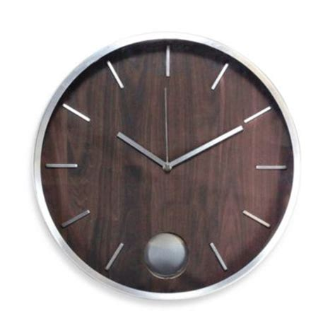 bed bath and beyond clocks buy pendulum wall clocks from bed bath beyond