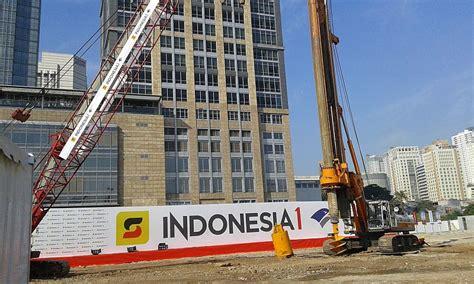 desain gedung kembar indonesia satu indonesia 1 gedung kembar pencakar langit jakarta