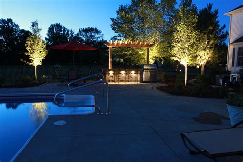 landscape lighting contractors baron landscaping 187