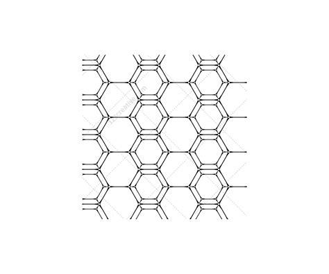 line pattern overlay photoshop hexagon matrix futuristic tech line dot grid