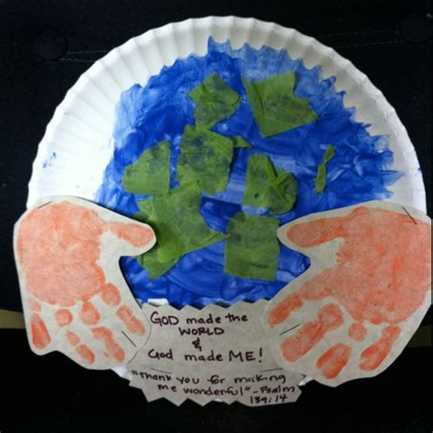 craft creations for world in our could change quote or put kid s earth
