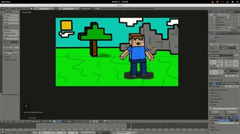 blender tutorial 2d game how to animate 2d characters in blender howsto co