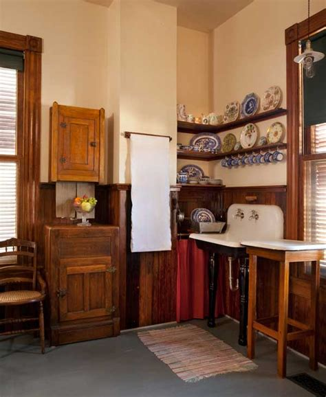 Kitchen Ideas For Older Homes an authentic victorian kitchen design old house online