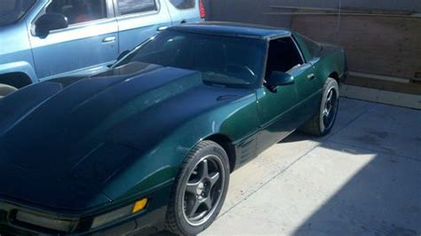 auto air conditioning service 1993 chevrolet corvette parking system buy used 1993 chevrolet corvette with cowl hood and fuel injected 383 in cedar park texas