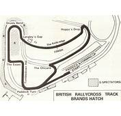 Brands Hatch British Rallycross Archives  The Golden Era