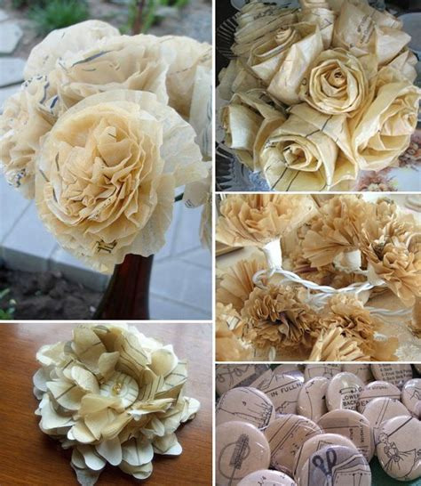 sewing pattern paper flowers sewing patterns tissue paper flowers and sewing on pinterest