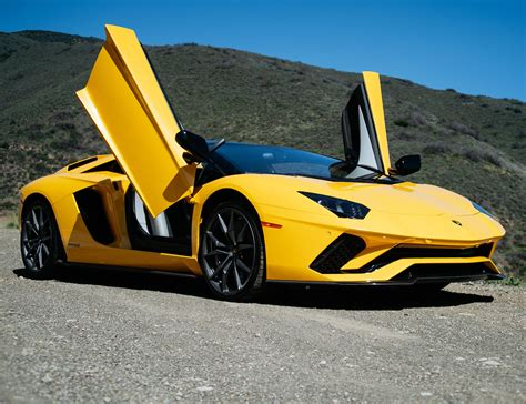 lamborghini aventador s roadster ground clearance photo essay review lamborghini aventador s roadster gear patrol