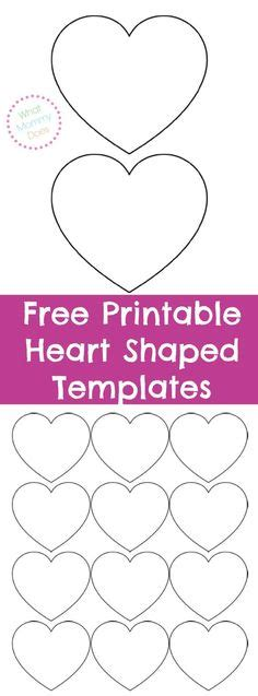 heart shaped pattern code super sized heart outline extra large printable template