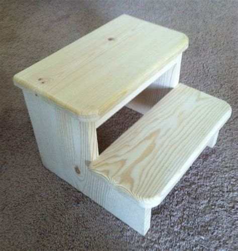 small step stool plans small child s wooden step stool wooden steps