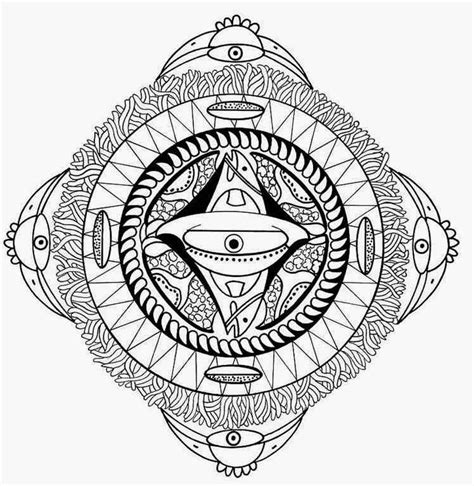 mandala meaning of colors fish coloring page mandalas meaning colors bird