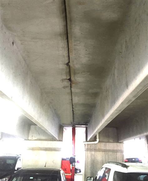 ICBS Texas   Parking Garage Repair & Restoration