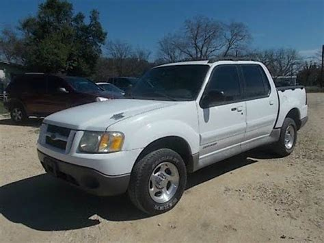 2002 ford explorer reviews 2002 ford explorer sport trac xls review