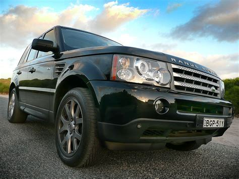 range rover sport 2009 price 2009 range rover sport review road test caradvice