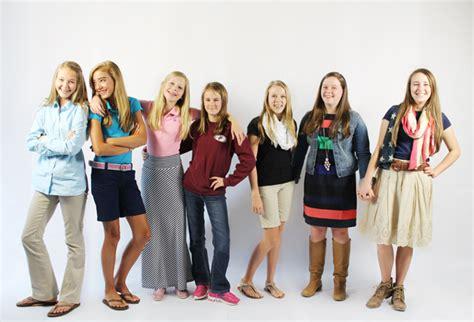 middle school girls dress code dress code fellowship christian school