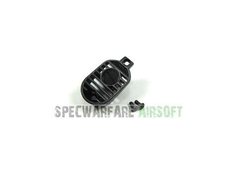 Gp Heat Sink Grip End For M16 Series Airsoft Aeg specwarfare airsoft g p heat sink grip end for m16 series