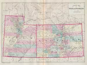 utah colorado map antique maps of colorado