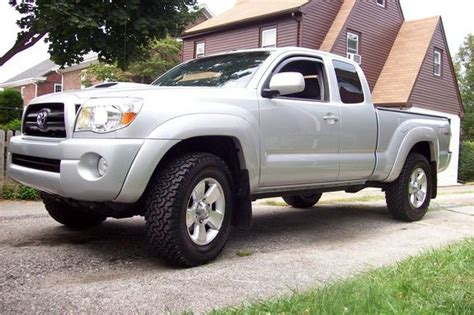 Toyota Tacoma 2006 Tire Size Jesse1983 S Profile In York Pa Cardomain