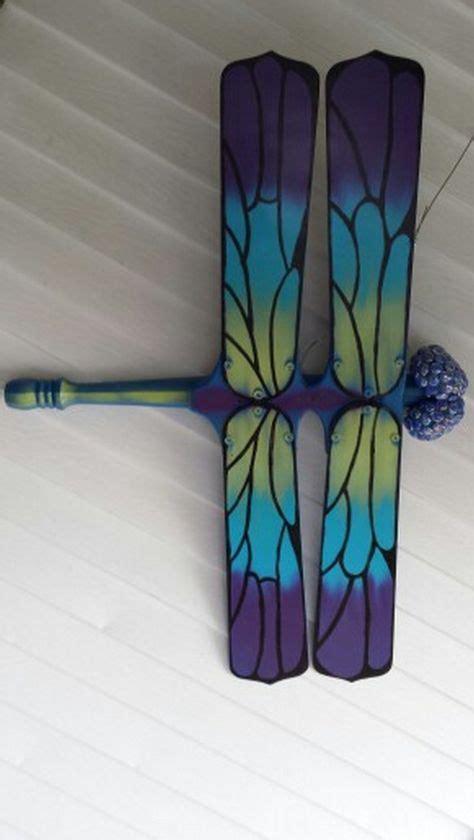25 Ideas Yard Art From Junk Repurposing Ceiling Fan