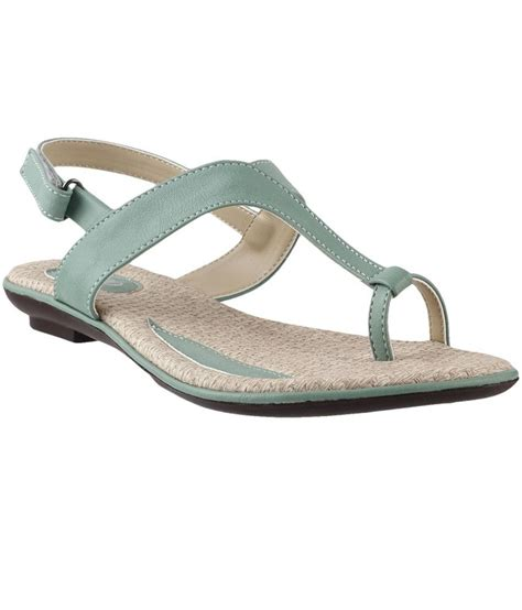 Beautiful Sandals For The by Metro Beautiful Green Sandals Price In India Buy Metro