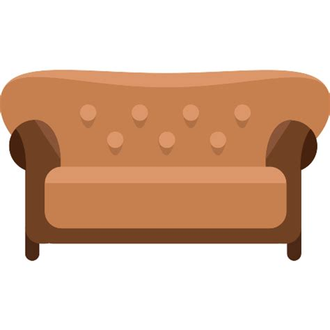 couch icon couch free furniture and household icons
