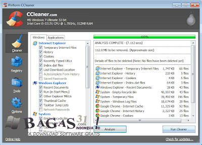 bagas31 ccleaner ccleaner 4 03 business edition full crack bagas31 com